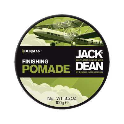 Jack Dean Finishing Pomade (100g)