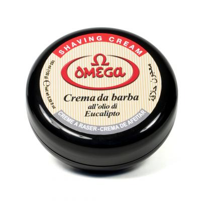 Omega Shaving Cream (150g)