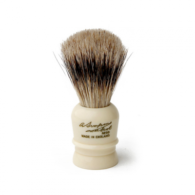 "Simpsons ""The Wee Scot"" Best Badger Shaving Brush"