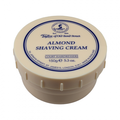 Taylor of Old Bond Street Almond Shaving Bowl