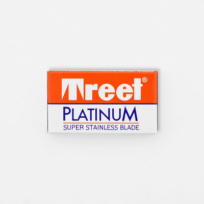 Treet Platinum Super Stainless